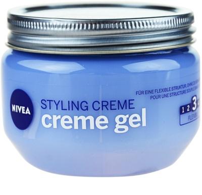 Nivea Creme Gel krémový gel na vlasy