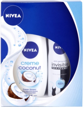 Nivea Creme Coconut coffret I.