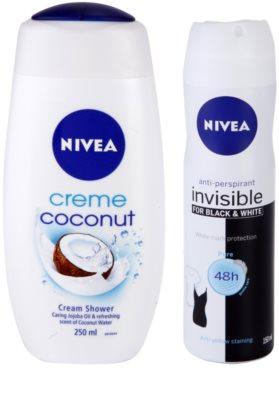 Nivea Creme Coconut kozmetični set I. 1