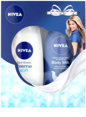 Nivea Creme Soft set cosmetice VII.
