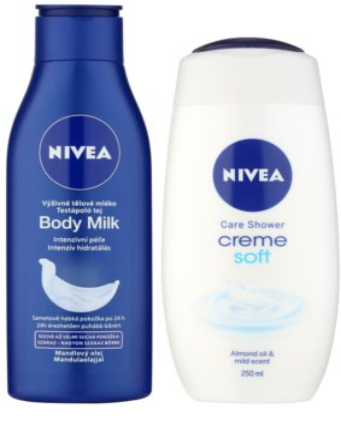 Nivea Creme Soft kosmetická sada VII. 1