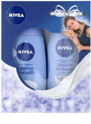 Nivea Creme Smooth kosmetická sada III.
