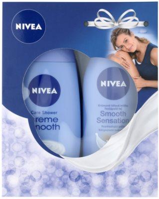 Nivea Creme Smooth Kosmetik-Set  III.