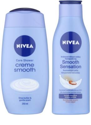 Nivea Creme Smooth Kosmetik-Set  III. 1