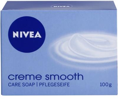 Nivea Creme Smooth parfümös szappan