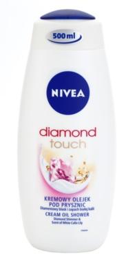 Nivea Diamond Touch krémový sprchový gél