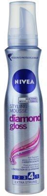 Nivea Diamond Gloss Schaumfestiger