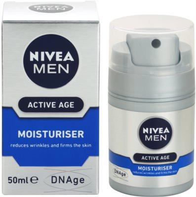 Nivea Men DNAge Hautcreme gegen Falten 1