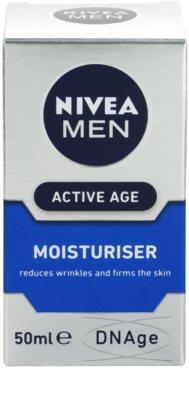 Nivea Men DNAge Hautcreme gegen Falten 2