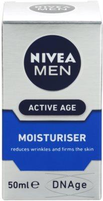 Nivea Men DNAge crema facial antiarrugas 2
