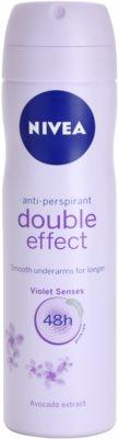 Nivea Double Effect antiperspirant v pršilu