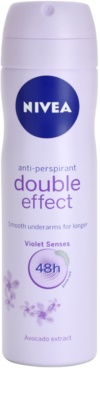 Nivea Double Effect antiperspirant ve spreji