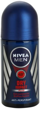 Nivea Men Dry Impact Antitranspirant-Deoroller