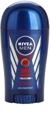 Nivea Men Dry Impact antitranspirantes para homens