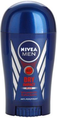 Nivea Men Dry Impact антиперспірант для чоловіків
