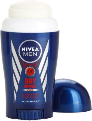 Nivea Men Dry Impact антиперспірант для чоловіків 1