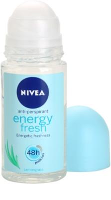 Nivea Energy Fresh roll-on antibacteriano 1