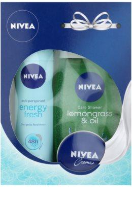 Nivea Energy Fresh coffret I.
