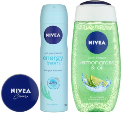 Nivea Energy Fresh Kosmetik-Set  I. 1