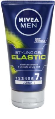 Nivea Men Elastic żel do włosów extra srong