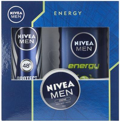 Nivea Men Energy козметичен пакет  II.