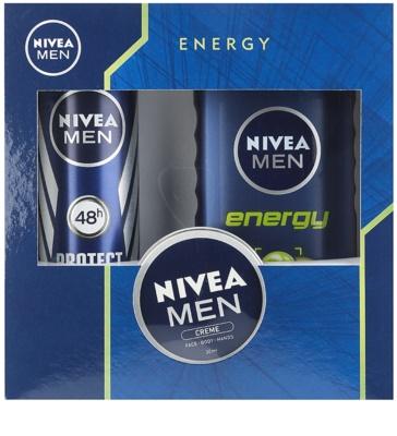 Nivea Men Energy kosmetická sada II.