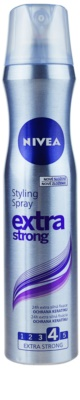 Nivea Extra Strong lak za lase