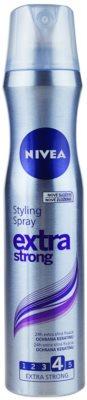 Nivea Extra Strong лак для волосся