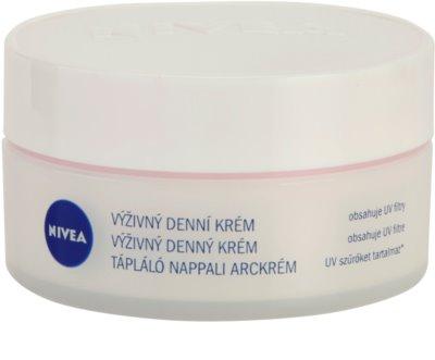 Nivea Face crema de zi hranitoare pentru piele uscata spre sensibila