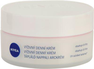 Nivea Face овлажняващ дневен крем за суха до чувствителна кожа