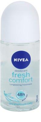 Nivea Fresh Comfort дезодорант рол он