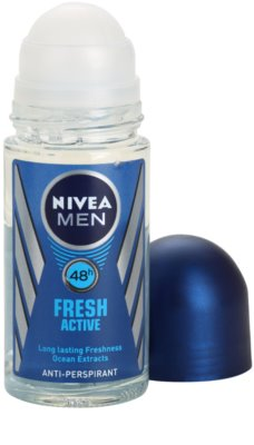Nivea Men Fresh Active Antitranspirant Deoroller für Herren 1