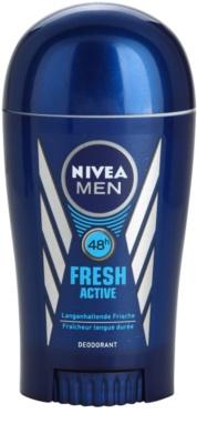 Nivea Men Fresh Active dezodorant w sztyfcie dla mężczyzn