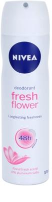 Nivea Fresh Flower dezodorant v pršilu