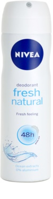 Nivea Fresh Natural Deodorant Spray