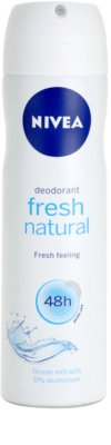 Nivea Fresh Natural dezodorant w sprayu