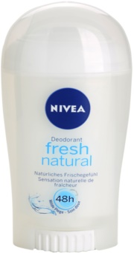 Nivea Fresh Natural desodorante en barra