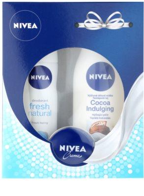 Nivea Fresh Natural kozmetični set I.