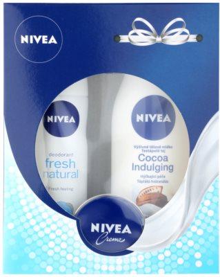Nivea Fresh Natural kozmetika szett I.