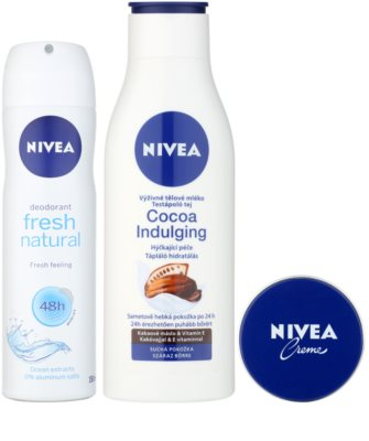Nivea Fresh Natural Kosmetik-Set  I. 1