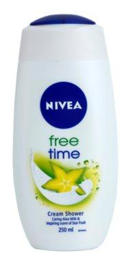 Nivea Free Time Крем для душу