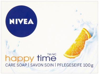 Nivea Happy Time mydło w kostce
