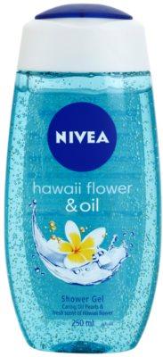 Nivea Hawaii Flower & Oil Shower Gel