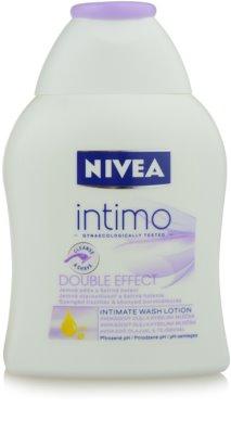 Nivea Intimo Double Effect emulzija za intimno higieno 2v1
