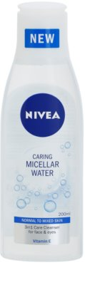 Nivea Caring освежаваща мицеларна вода с витамин Е