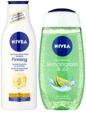 Nivea Lemongrass & Oil Kosmetik-Set  I. 1