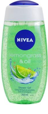 Nivea Lemongrass & Oil Shower Gel