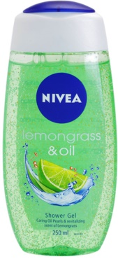 Nivea Lemongrass & Oil душ гел