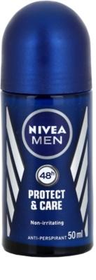 Nivea Men Protect & Care Antitranspirant-Deoroller für Herren