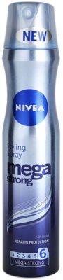 Nivea Mega Strong Haarlack mit extra starker Fixierung